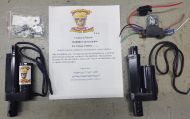 1967-68 Mercury Cougar Vacuum-to-Electric Headlight Conversion Kit